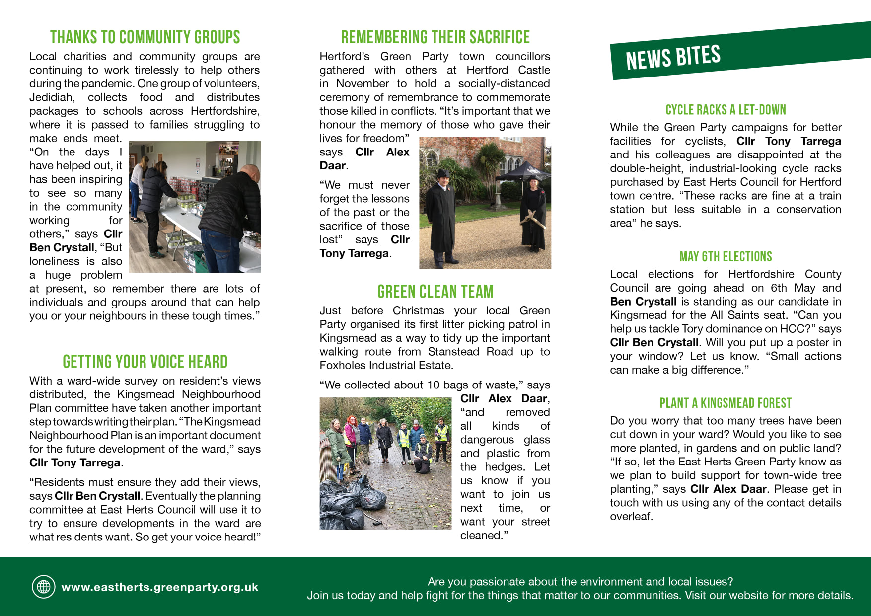 Kingsmead News Mar 2021 - Page 2